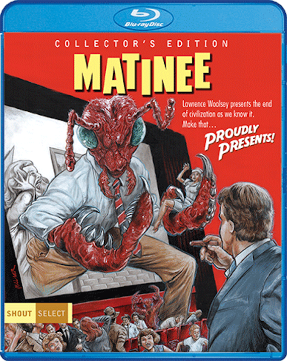 Matinee: Collector's Edition - Blu-ray Review