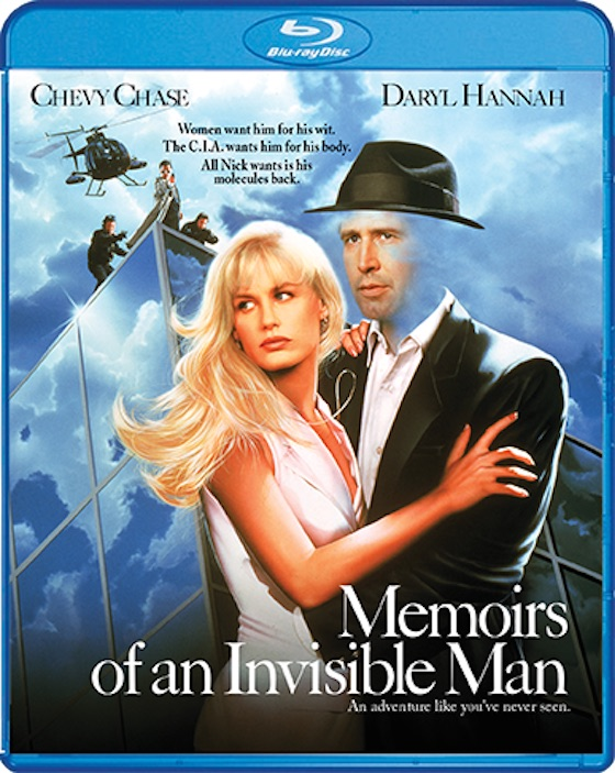 Memoirs of an Invisible Man (1992) - Blu-ray Review