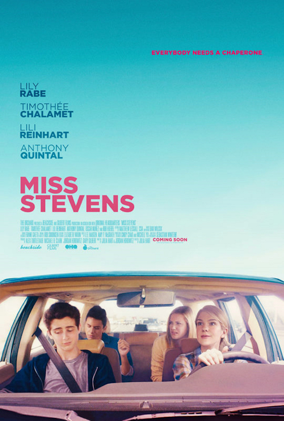Miss Stevens - DVD Review