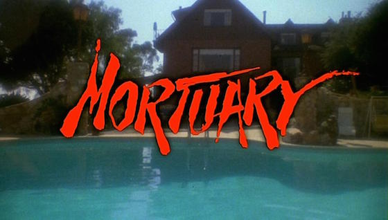 Mortuary (1983) - Blu-ray Review