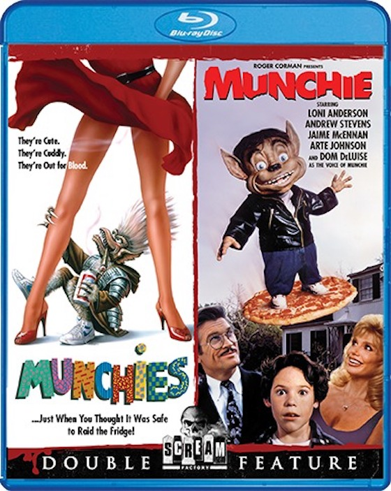 Munchies | Munchi - Blu-ray Review