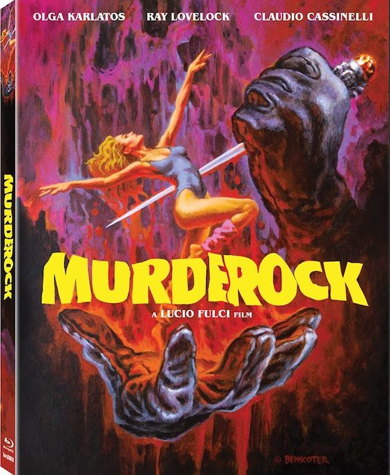 Murder Rock (1984) - Blu-ray Review