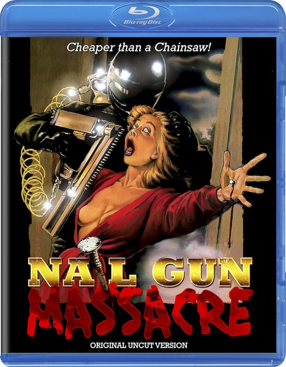 Nail Gun Massacre - Bluray
