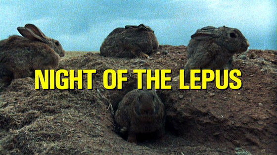Night of the Lepus (2018) - Blu-ray Review