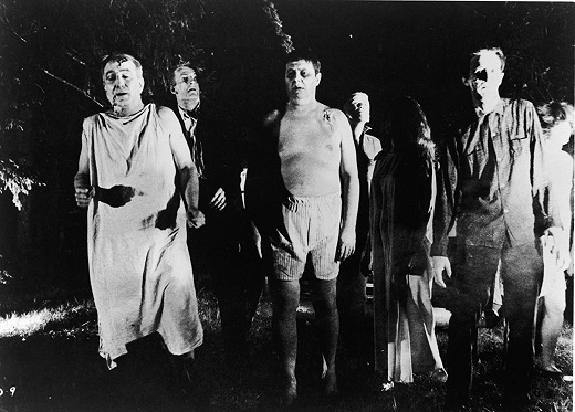 Night of the Living Dead: Criterion Collection - Blu-ray Review
