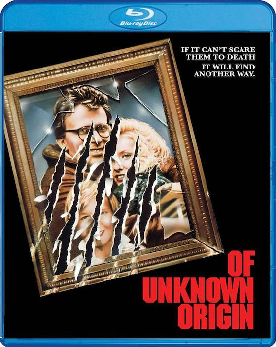 Of Unknown Origina (1983) - Blu-ray