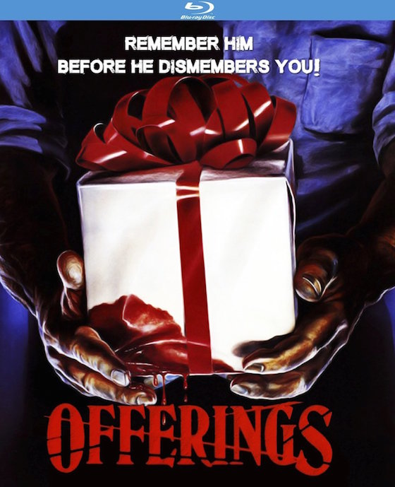 Offering (1989) - Blu-ray Review