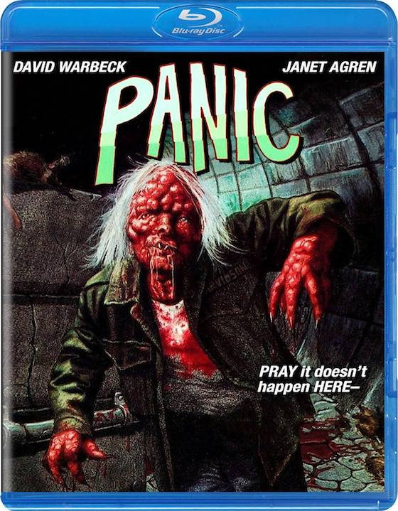 Panic (1982) - Blu-ray Review