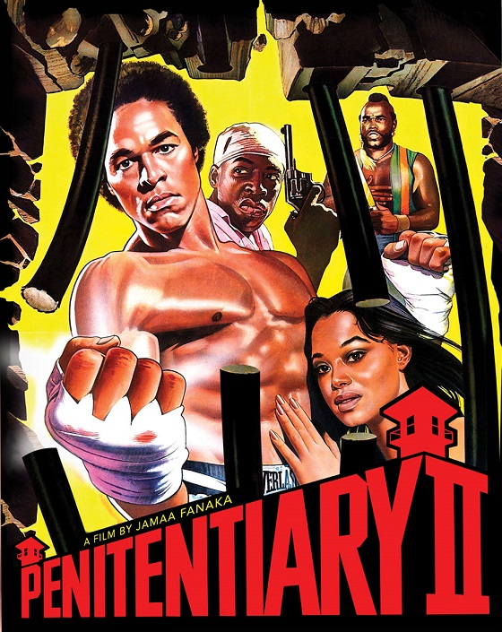 Penitentiary II (1982) - Blu-ray Review