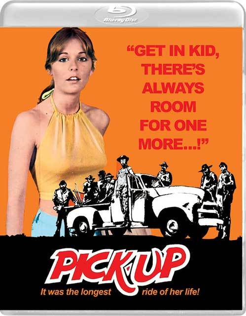 Pick-up (1975) - Blu-ray Review