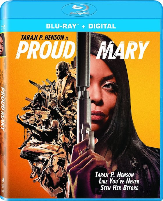 Proud Mary - Blu-ray Review