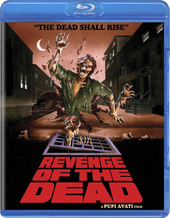 Revenge of the Dead (1983) - Blu-ray Review