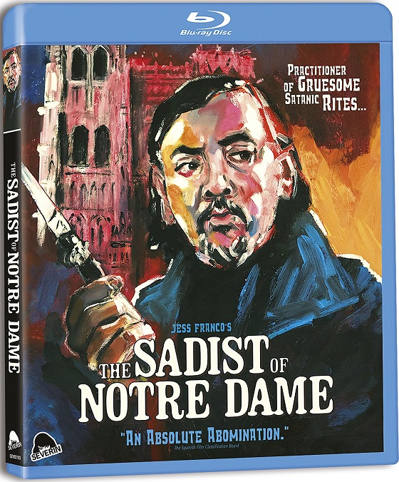 The Sadist of Notre Dame (1979) - Blu-ray Review