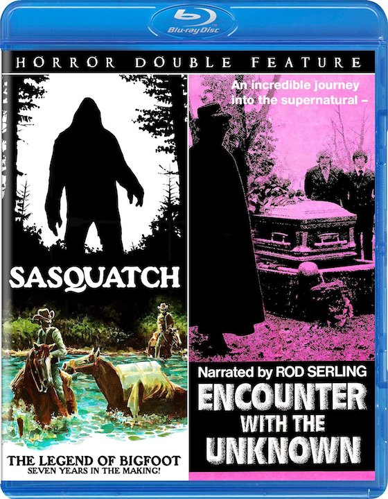 Sasquatch: The Legend of Bigfoot - Blu-ray Review
