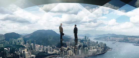 Skyscraper (2018) - Movie Review