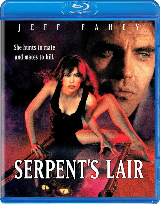 Serpent's Lair (1995) - Blu-ray Review