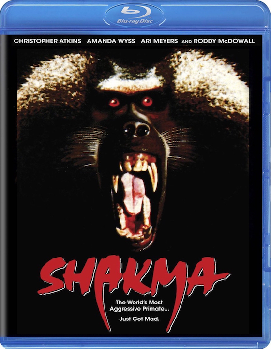 Shakma (1990) - Blu-ray Review