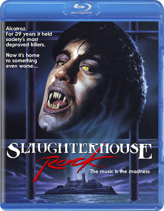 Slaughterhouse Rock (1988) Blu-ray Review