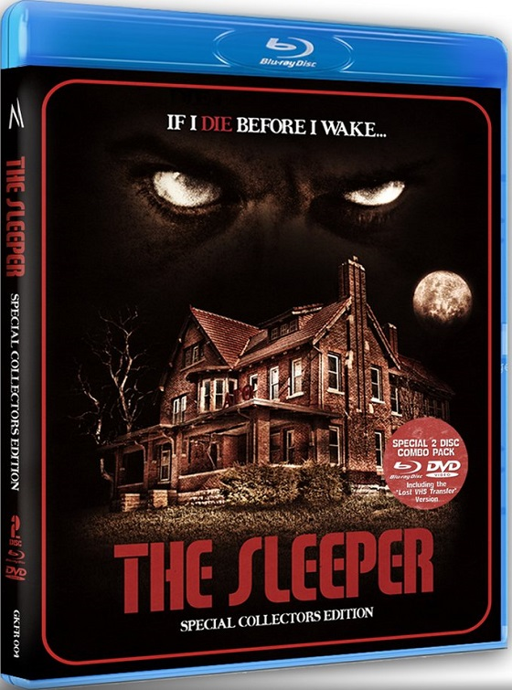 The Sleeper (2012) - Bluray