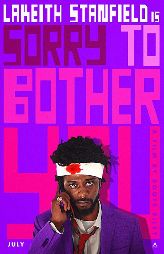 Sorry to Bother You - Movie Review