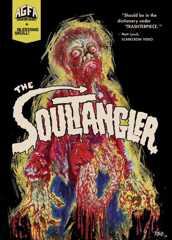 The Soultangler - Blu-ray review