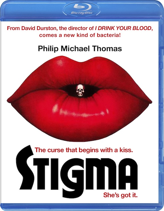 Stigma (1972) - Blu-ray Review