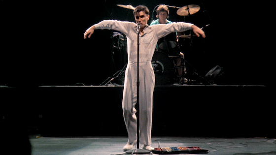 Stop Making Sense (2018) - Blu-ray Review