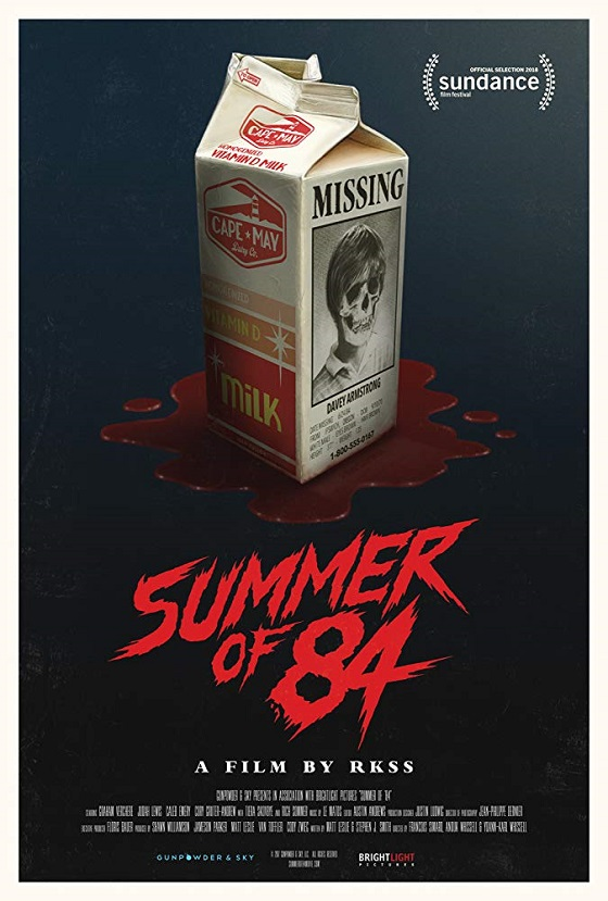 Summer of 84 - Movie Review