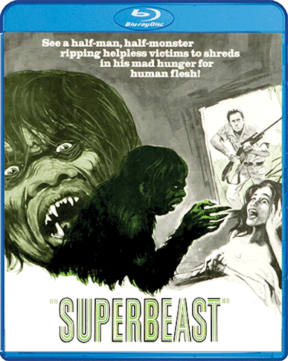 Superbeast (1972) - Blu-ray Review
