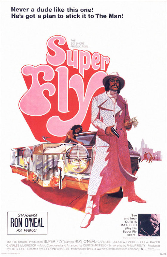 Superfly (1972) - Blu-ray Review