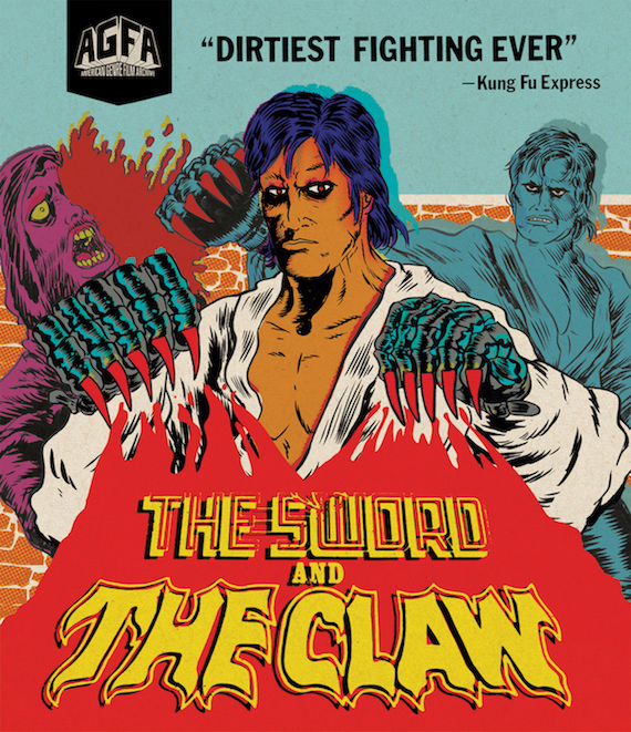 The Sword and the Claw - Blu-ray Review