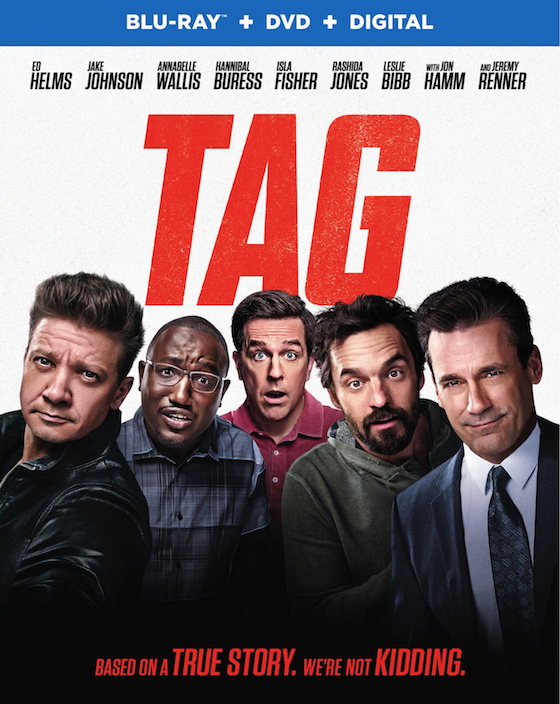 Tag (2018) - Movie Review