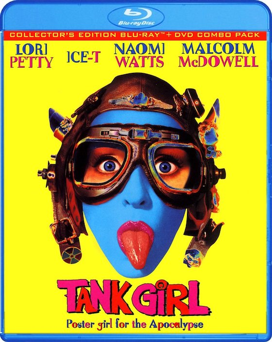 Tank Girl (1995) - Blu-ray Review