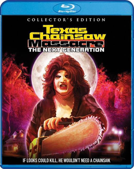 Texas Chainsaw Massacre: The Next Generation - Collector's Edition