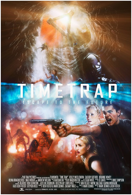 Time Trap - Movie Review