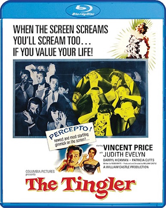 The Tingler (1959) - Blu-ray Review