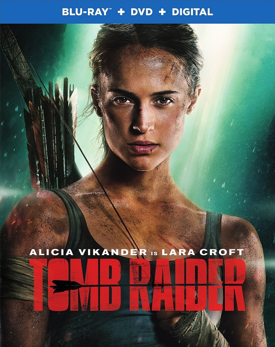 Tomb Raider (2018) - Blu-ray Review