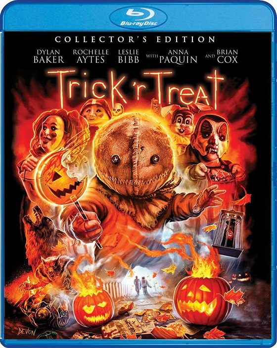 Trick 'r Treat - Blu-ray