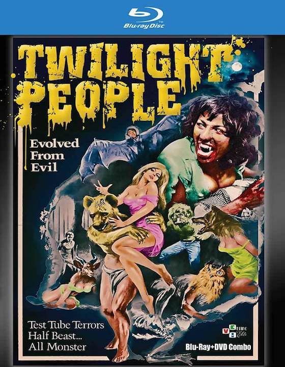 Twilight People (1972) - Blu-ray Review