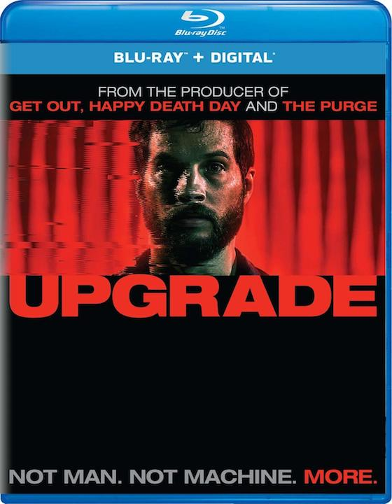 Upgrade (2018) - Movie Review