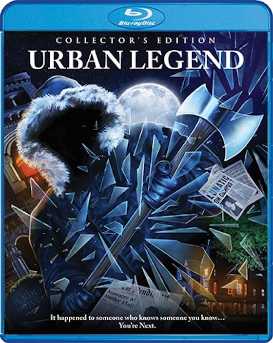 Urban Legend (1998) - Blu-ray Review
