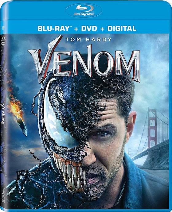 Venom - Blu-ray Review