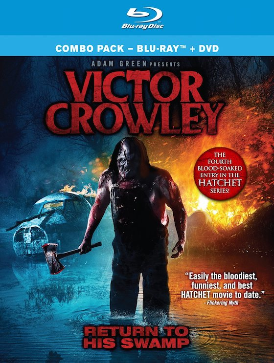 Victor Crowley (2017) - Blu-ray Review