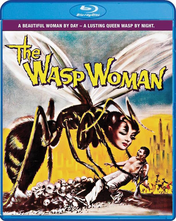 The Wasp Woman (1959) - Blu-ray