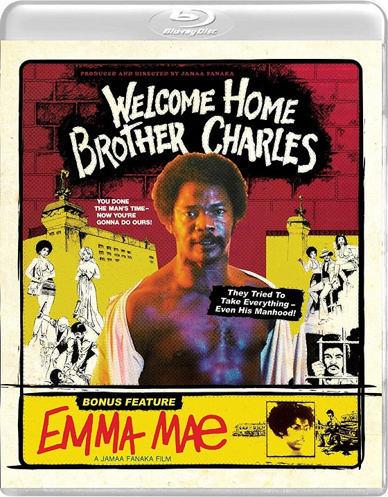 Welcome Home Brother Charles (1975) - Blu-ray Review