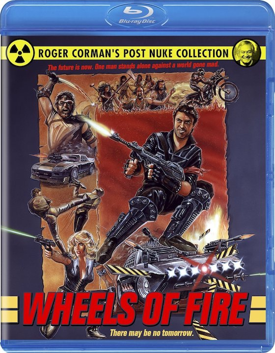 Wheels of Fire - Blu-ray Review