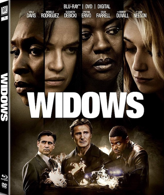 Widows - Movie Review