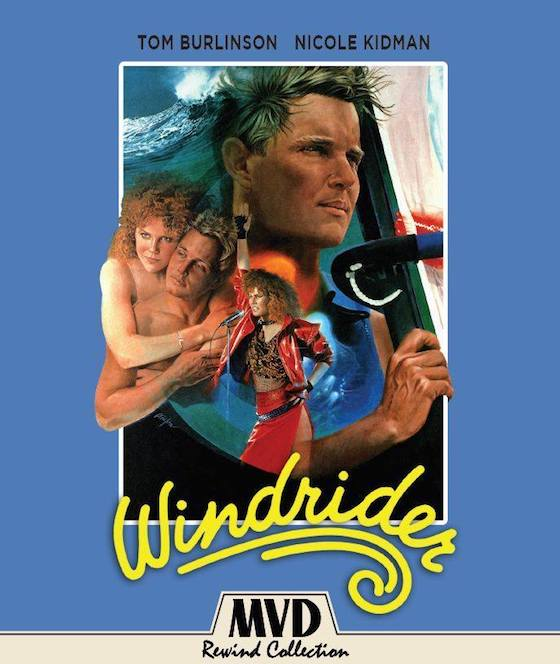 Windrider - Blu-ray Review
