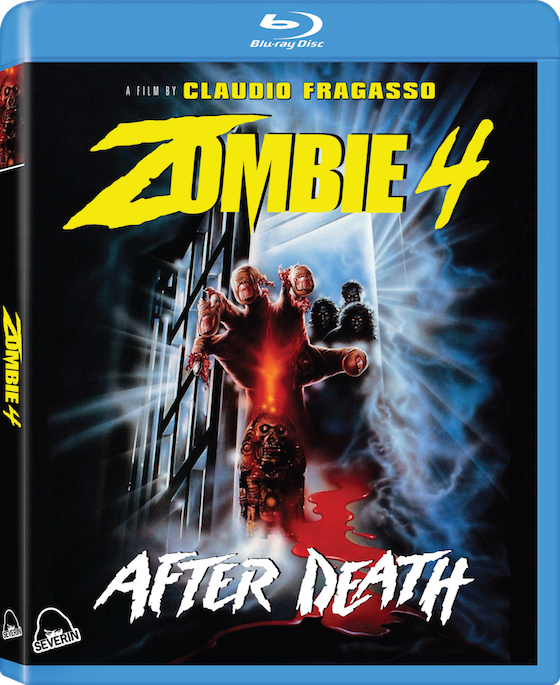 Zombie 4 - Blu-ray Review