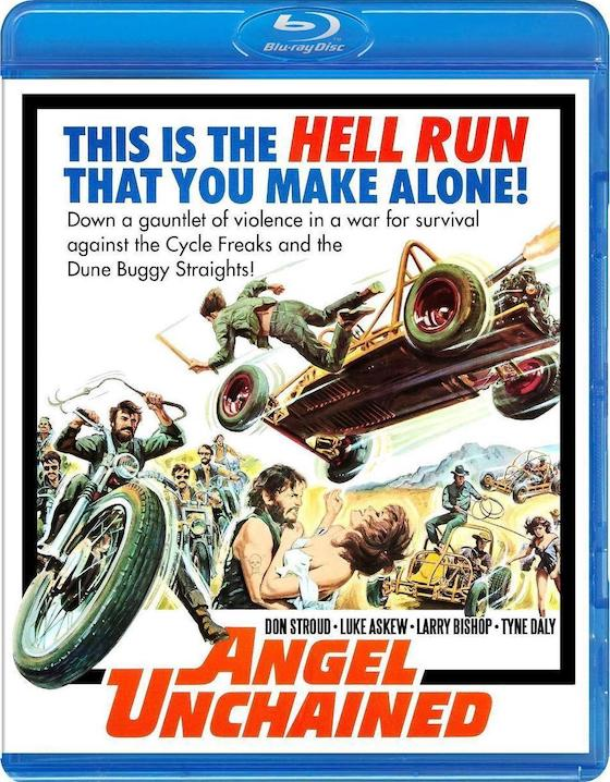 Angel Unchained (1970) Blu-ray